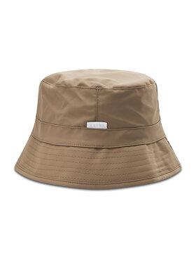 Rains Rains Текстилна шапка Bucket Hat 2001 Бежов