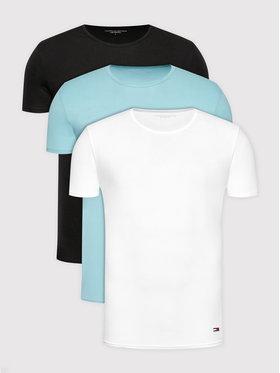 Tommy Hilfiger Tommy Hilfiger 3er-Set T-Shirts Essential 2S87905187 Bunt Regular Fit