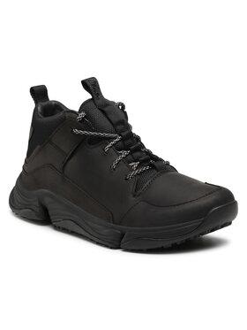 Clarks Clarks Sneakers Tri Path Up 261554517 Negru