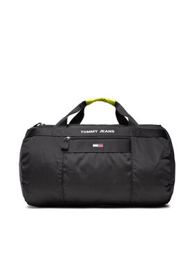 Tommy Jeans Tommy Jeans Tasche Tjm Essential Duffle AM0AM07770 Schwarz