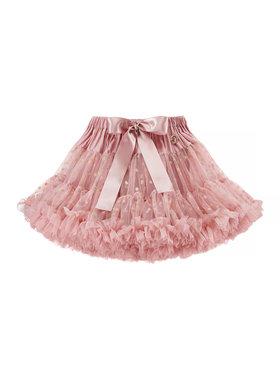 LaVashka LaVashka Spódnica 10G M Różowy Regular Fit
