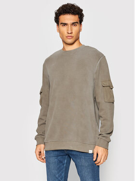 Only & Sons Only & Sons Суитшърт Nino 22019096 Зелен Regular Fit