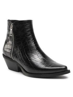 Carinii Carinii Členková obuv B5565 Čierna