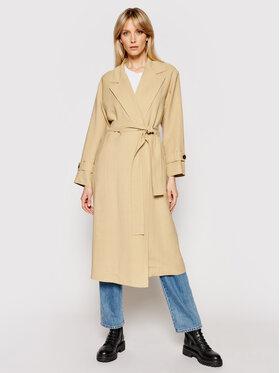 TWINSET TWINSET Trench-coat 211TT2580 Beige Regular Fit