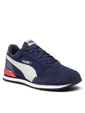 Puma Puma Sneakersy St Runner V2 Sd Jr 366000 13 Granatowy