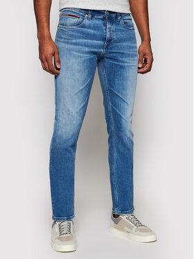 Tommy Jeans Tommy Jeans Blugi Scanton DM0DM09843 Albastru Slim Fit