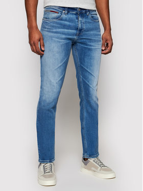 Tommy Jeans Tommy Jeans Jeansy Scanton DM0DM09843 Niebieski Slim Fit