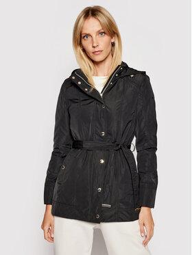 Geox Geox Átmeneti kabát Annya W1220S T2506 F9000 Fekete Slim Fit