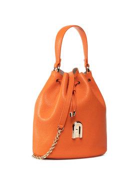 Furla Furla Дамска чанта Sleek BATBABR-HSF000-BG600-1-007-20-RO-B Оранжев