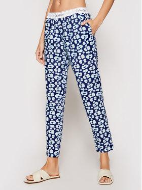 Calvin Klein Underwear Calvin Klein Underwear Spodnie piżamowe 000QS6158E Niebieski