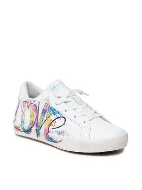 Skechers Skechers Sneakers Young Love 155528/WHT Bianco