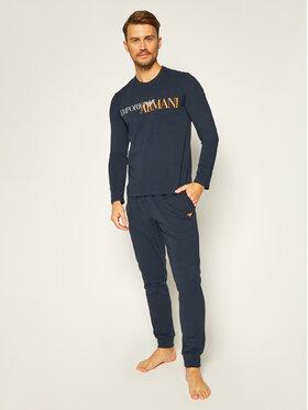 Emporio Armani Underwear Emporio Armani Underwear Pizsama 111907 0A516 00135 Sötétkék