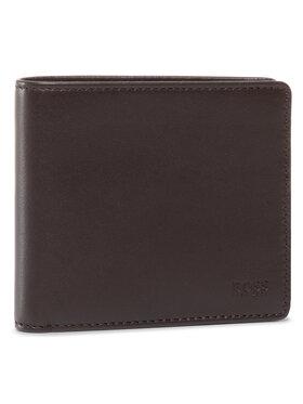Boss Boss Malá pánská peněženka Majestic S 50397485 Hnědá