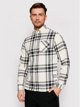 Jack&Jones Jack&Jones Marškiniai Layton 12183605 Smėlio Comfort Fit