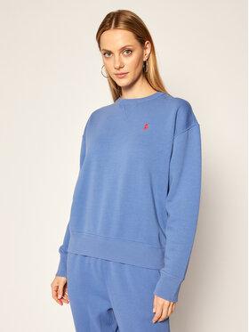 Polo Ralph Lauren Polo Ralph Lauren Bluză Seasonal 211794395006 Albastru Regular Fit