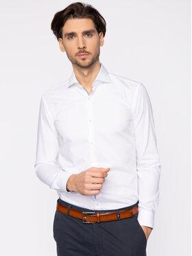 Hugo Hugo Camicia Kery 50425930 Bianco Slim Fit