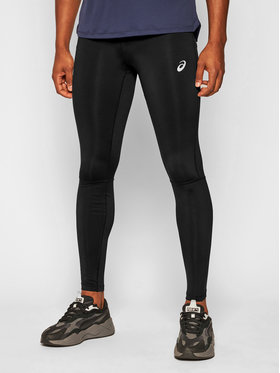 Asics Asics Legginsy Icon Tight 2011B050 Czarny Tight Fit
