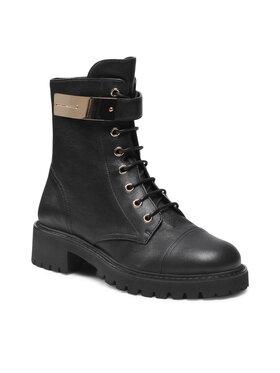 Giuseppe Zanotti Giuseppe Zanotti Outdoorová obuv I970002 018 Čierna