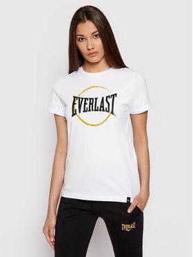 Everlast EVERLAST Тишърт 786790-50 Бял Regular Fit