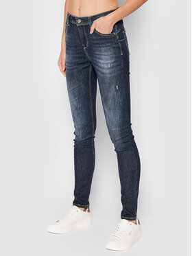 United Colors Of Benetton United Colors Of Benetton Blugi 4NF1574K5 Bleumarin Skinny Fit