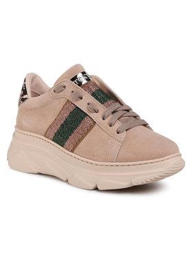 Stokton Stokton Sneakersy 650-D-FW20-U Béžová
