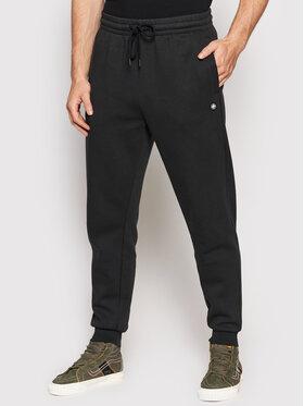 DC DC Teplákové nohavice Riot ADYFB03055 Čierna Regular Fit