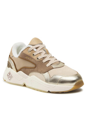 Gant Gant Sneakersy Nicewill 23533056 Béžová