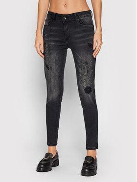 Fracomina Fracomina Jeans FD21WV8001D44904 Schwarz Sjimmy Fit