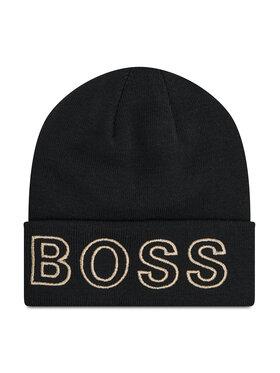 Boss Boss Czapka J11087 S Czarny