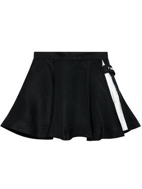 KARL LAGERFELD KARL LAGERFELD Spódnica Z13073 D Czarny Regular Fit
