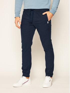 Tommy Jeans Tommy Jeans Pantaloni din material Tjm Scanton DM0DM09340 Bleumarin Slim Fit