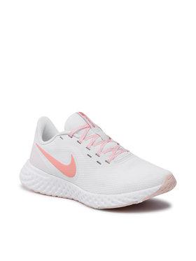 Nike Nike Παπούτσια Revolution 5 BQ3207 109 Λευκό