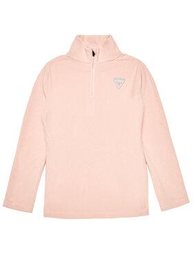 Rossignol Rossignol Polár kabát 1/2 Zip RLIYL06 Rózsaszín Regular Fit