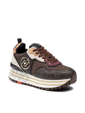 Liu Jo Liu Jo Sneakers Maxi Wonder BF1055 PX027 Marrone