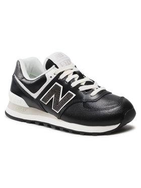 New Balance New Balance Sneakersy WL574PL2 Czarny