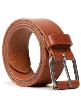 Gino Rossi Gino Rossi Pánský pásek AM0703-000-BG00-2500-X Hnědá