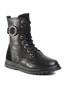 Primigi Primigi Outdoorová obuv 6440622 D Čierna