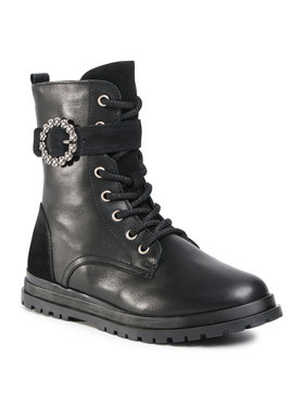 Primigi Primigi Turistická obuv 6440622 D Černá