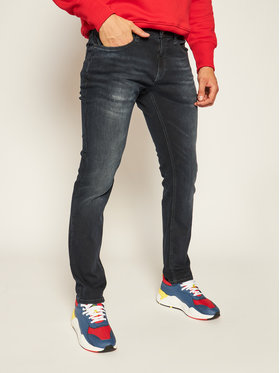 Tommy Jeans Tommy Jeans Slim Fit Jeans Scanton DM0DM08271 Dunkelblau Slim Fit