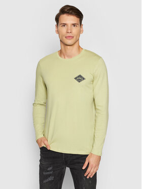 Jack&Jones Jack&Jones Тениска с дълъг ръкав Archie 12193726 Зелен Standard Fit