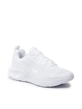 Nike Nike Batai Wearallday CJ1677 102 Balta