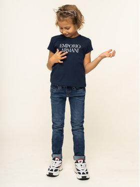 Emporio Armani Emporio Armani T-shirt 8N3T03 3J08Z 0933 Bleu marine Regular Fit