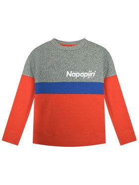 Napapijri Napapijri Pulóver Baloy NP0A4E D Piros Regular Fit