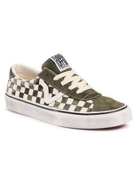 Vans Vans Sneakers aus Stoff Sport VN0A4BU6WO31 Grün