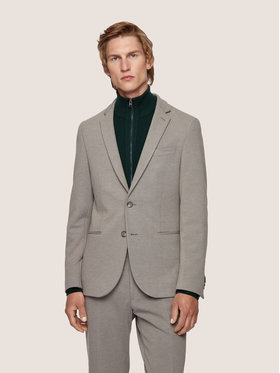 Boss Boss Blazer Norwin4-J 50439384 Gris Slim Fit