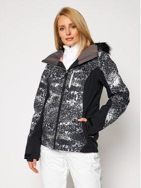Roxy Roxy Lyžiarska bunda Jet Ski Premium ERJTJ03261 Čierna Slim Fit