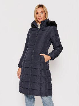 Calvin Klein Calvin Klein Pernata jakna Essential K20K203130 Tamnoplava Regular Fit