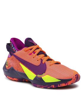 Nike Nike Cipő Freak 2 Se (Gs) CZ4177 800 Narancssárga
