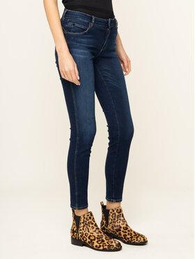 Guess Guess Jeansy Slim Fit Ultra Curve W01A37 D38R5 Tmavomodrá Slim Fit