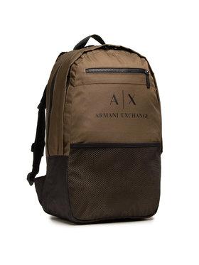 Armani Exchange Armani Exchange Plecak 952342 1P054 00187 Zielony
